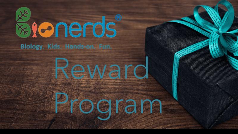 Bionerds Reward Program